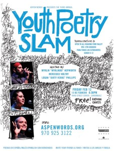 Youth Poetry Slam @ The Gym