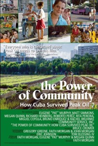 Davi Nikent | Movie: The Power of Community @ Calaway Room