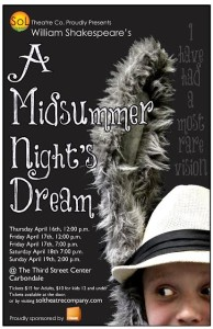 Midsummer Nights Dream @ Gym